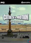 Cities in Motion St. Petersburg (PC) Letölthető