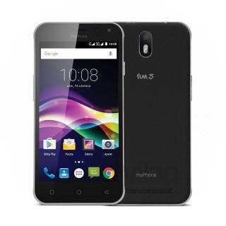 MyPhone FUN 5 Black Mobil
