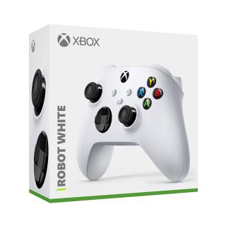 Xbox vezeték nélküli kontroller (Fehér)