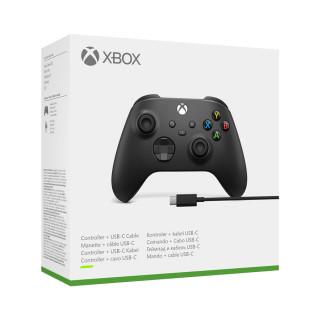 Xbox vezeték nélküli kontroller + USB-C kábel