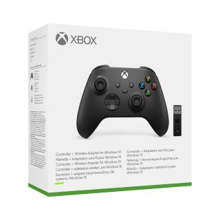 Xbox vezeték nélküli kontroller + Vezeték nélküli adapter Windows 10-hez