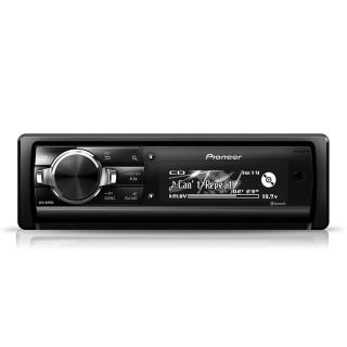 Pioneer DEH-80PRS CD/Bluetooth/USB/AUX autóhifi fejegység