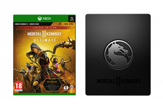 Mortal Kombat 11 Ultimate Limited Edition (Steelbook Edition)