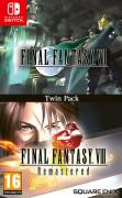 Final Fantasy VII + Final Fantasy VIII Remastered (használt)