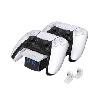 VENOM VS5001 PS5 fehér dupla töltőállomás