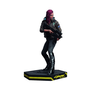 Cyberpunk 2077: Female V Szobor