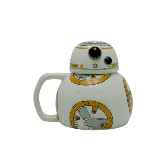 STAR WARS - Mug 3D - BB8 - Bögre