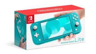 Nintendo Switch Lite (Türkiz) (Bontott)