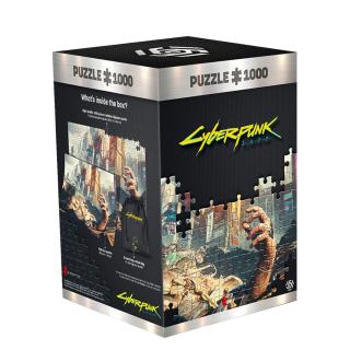 Cyberpunk 2077 Hand Puzzles 1000