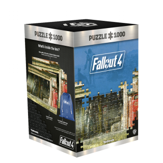 Fallout 4 Garage Puzzles 1000