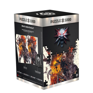 The Witcher Monsters Puzzles 1000