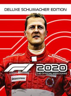 F1 2020 Deluxe Schumacher Edition (Letölthető) PC