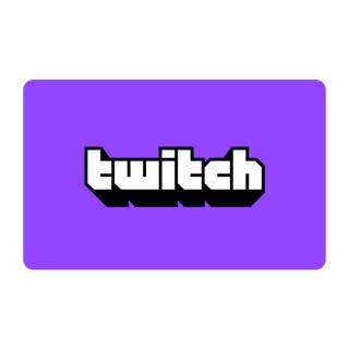 Twitch digitális kód - 50 EUR