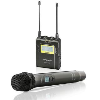 Saramonic UwMic9 Kit4 RX9+HU9 Vezeték nélküli Mikrofon Rendszer