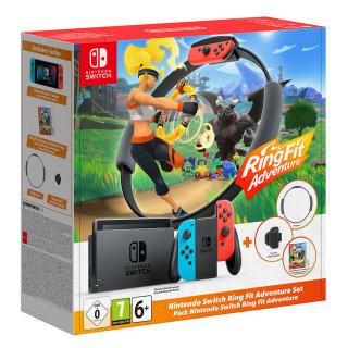 Ring Fit Adventure Set + Nintendo Switch konzol