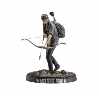 Dark Horse Deluxe Last of Us Part II Ellie with Bow PVC Statue - Szobor