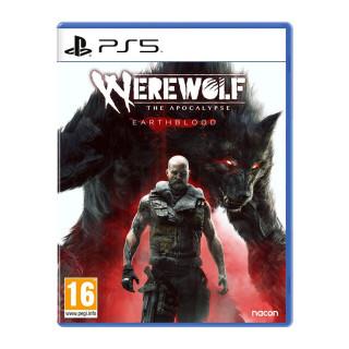 Werewolf: The Apocalypse - Earthblood (használt)