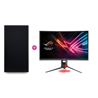 KV Medium Gamer PC Intel i5-6600K,16GB Ram,GTX 1060 6GB (Használt) + ASUS XG248 240Hz monitor (Használt)