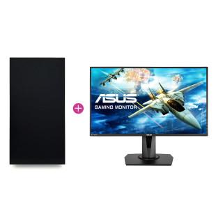 KV Medium Gamer PC Intel i5-6600K,16GB Ram,GTX 1060 6GB (Használt) + ASUS MG248 144Hz monitor (Használt)