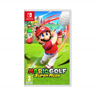 Mario Golf: Super Rush (használt)