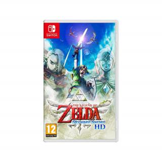 The Legend of Zelda: Skyward Sword HD (használt)