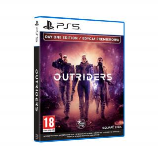 Outriders (használt)