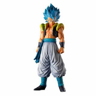 Dragon Ball Super Broly: Super Master Stars Piece The Gogeta - The Brush Super Saiyan Blue (34cm) Szobor (19992)