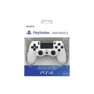 Playstation 4 (PS4) Dualshock 4 Kontroller (Fehér) (2017) (Bontott)