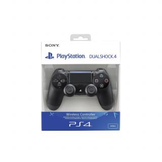 Playstation 4 (PS4) Dualshock 4 Controller (Black) (2016) (Bontott)