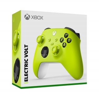 Xbox vezeték nélküli kontroller (Electric Volt)
