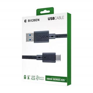 Xbox Series USB-C 3M adat/töltőkábel (Nacon)