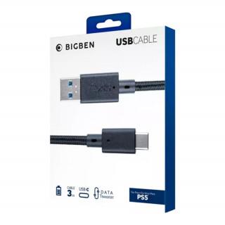 PS5 USB-C 3M adat/töltőkábel (Nacon)