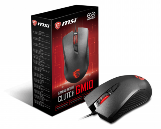 MSI Clutch GM10 GAMING Mouse (Bontott)