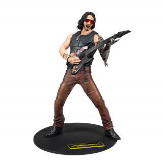 Cyberpunk 2077 Johnny Silverhand Rock'n'Roll szobor