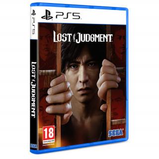 Lost Judgment (használt)