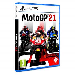 MotoGP 21 (használt)
