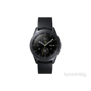 Samsung SM-R810NZKAXEH Galaxy Watch (42 mm) fekete okosóra (Bontott)