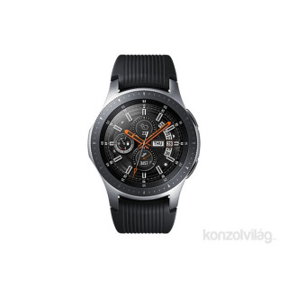 Samsung SM-R800NZSAXEH Galaxy Watch (46 mm) ezüst okosóra (Bontott)