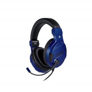 Stereo Gaming Headset V3 PS4 Blue (Nacon) (Bontott)