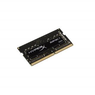Kingston 4GB/2400MHz DDR-4 HyperX Impact (HX424S14IB/4) notebook memória (Bontott) PC