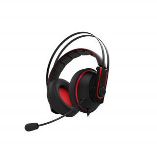 Asus Cerberus V2 Red Gamer Headset (90YH015R-B1UA00) (Bontott)