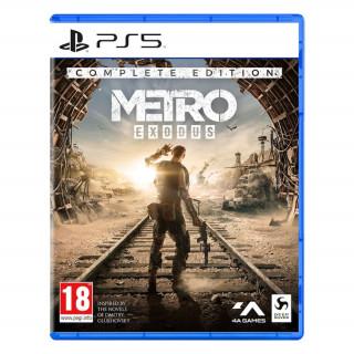 Metro Exodus Complete Edition (használt)