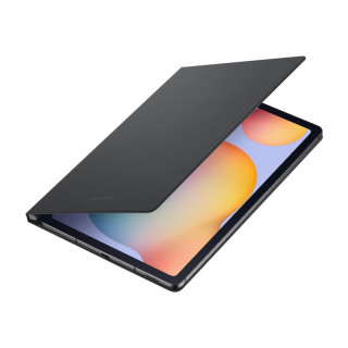 Samsung Galaxy Tab S6 Lite Book Cover gyári flip tok, szürke, EF-BP610PJ (Bontott)