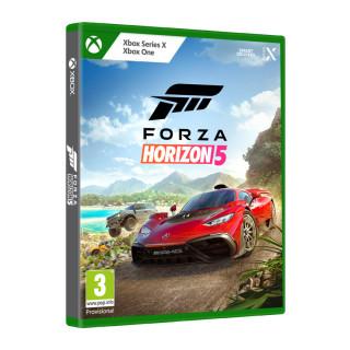 Forza Horizon 5 (magyar felirattal)