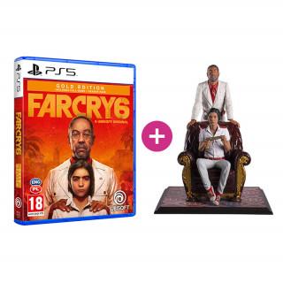Far Cry 6 Gold Edition + Far Cry 6 Lions of Yara szobor