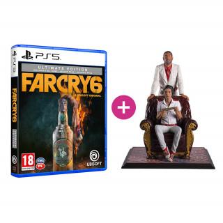 Far Cry 6 Ultimate Edition + Far Cry 6 Lions of Yara szobor