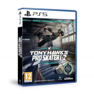 Tony Hawk's Pro Skater 1+2 (használt)