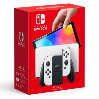 Nintendo Switch (OLED-Model) Fehér