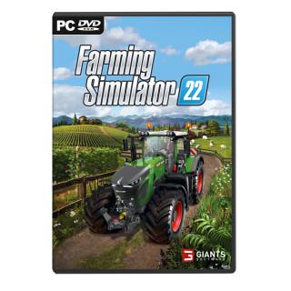 Farming Simulator 22 (Magyar felirattal)