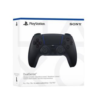 PlayStation 5 (PS5) DualSense Controller (Midnight Black) (Bontott)